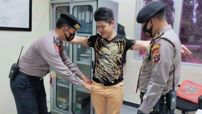 Rano Karno Ditangkap di Bandar udara Kualanamu sebab Membawa Sabu