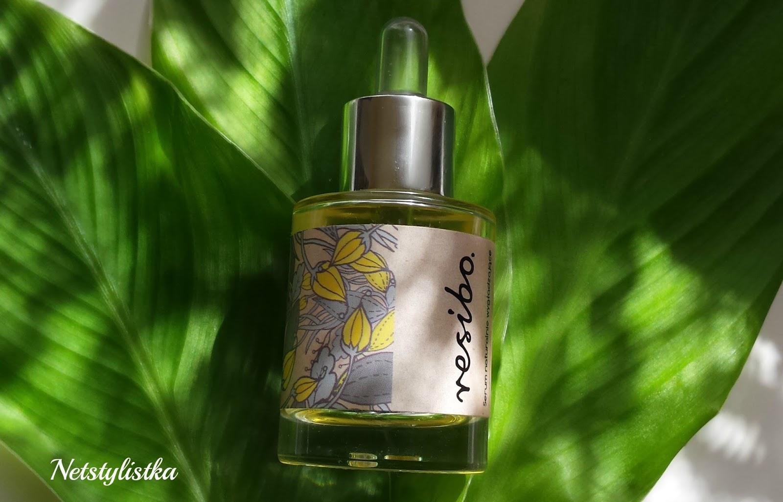 olejowe serum wygładzające Resibo - czy warto kupić?, polska marka kosmetyczna, serum Resibo, recensja na blogu, opinie o marce Resibo