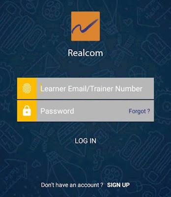 aplikasi realcom sebagai sarana belajar