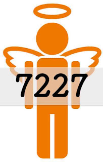 エンジェルナンバー 7227