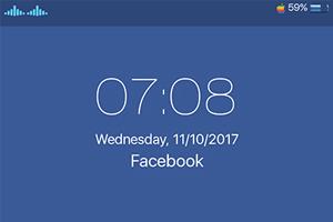 Oppo Theme: Oppo F3 Facebook Theme