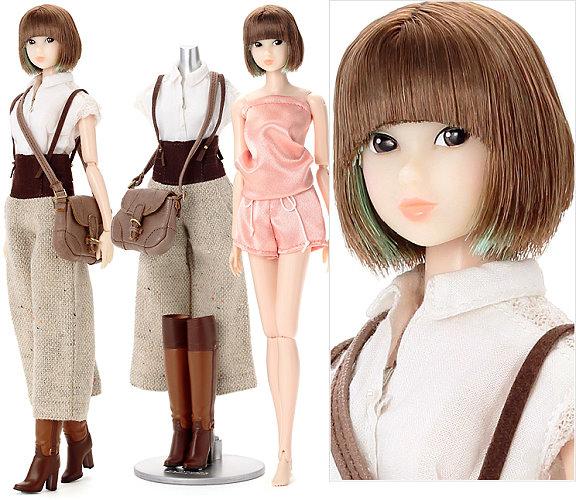 Кукла Момоко