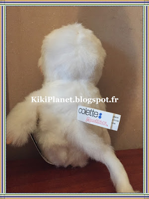 monchhichi Colette, faubourg saint-Honoré, paris, concept store, kiki blanc