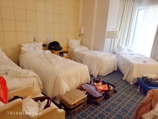 kamar hotel hilton mekkah