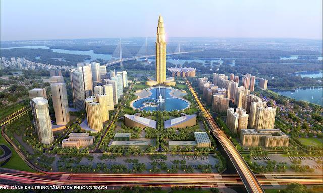 Khu đô thị Thành Phố Thông Minh Đông Anh, Hà Nội