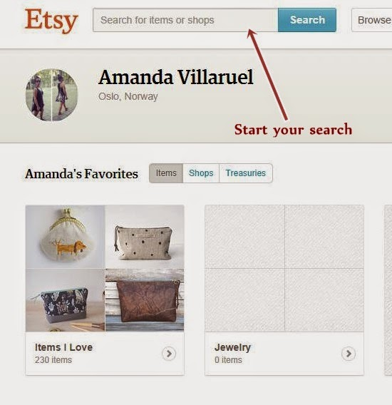 etsy guide step 3