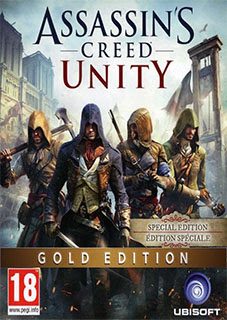 Assassins Creed Unity Gold Edition Thumb