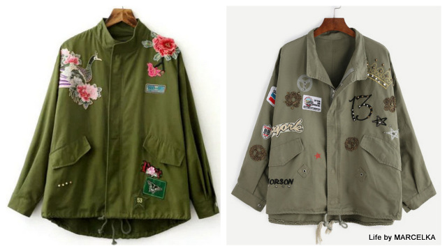 www.shein.com/Army-Green-Rivet-Patches-Drawstring-Outerwear-p-303562-cat-1735.html?utm_source=www.lifebymarcelka.pl&utm_medium=blogger&url_from=lifebymarcelka