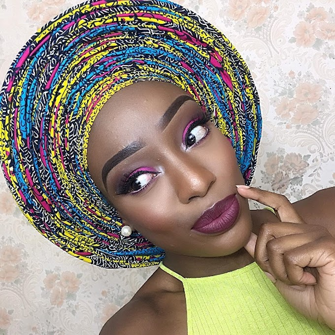 Check Out Our Collection of Beautiful Ankara Gele for Celebrating Women Pictures