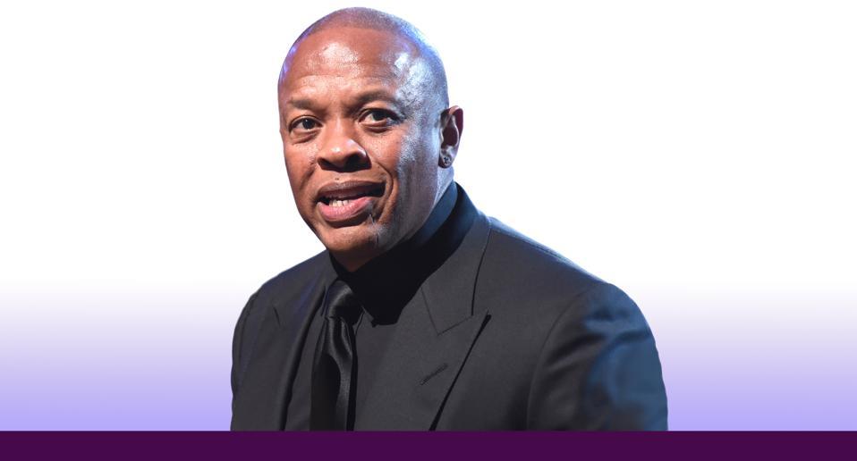 Dr. Dre - $800 million