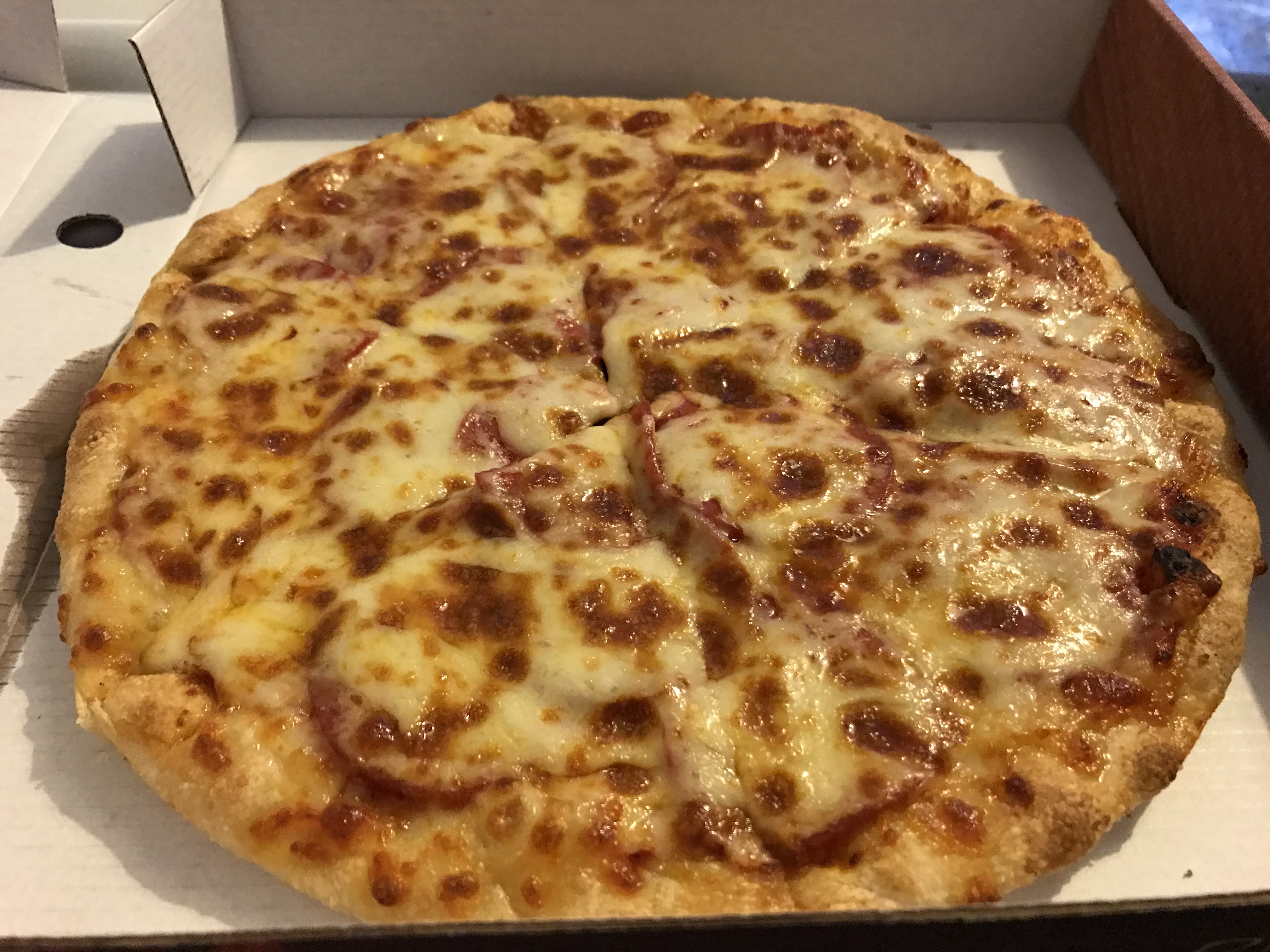 Amigos Sheffield Pizza