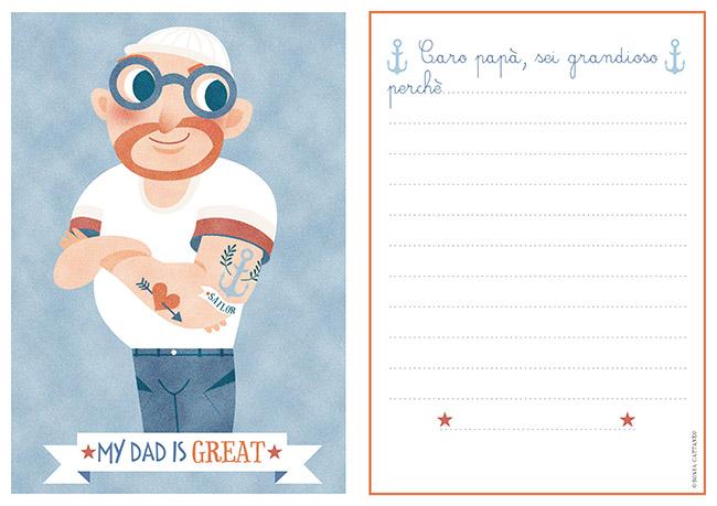 dad great