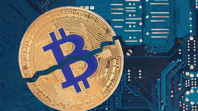 """البيتكوين هالفينج """"Bitcoin halving"""