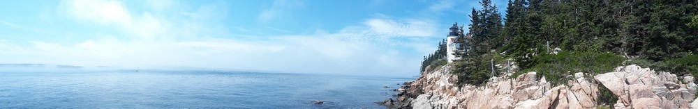 Phare de  South West Harbor Acadia National Park