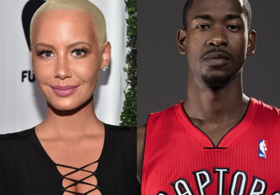 amber rose dating terrence ross