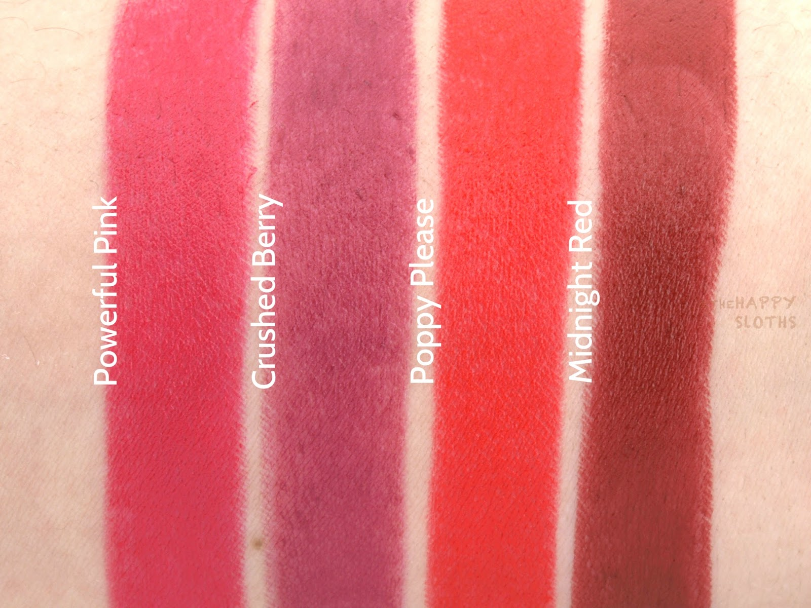 Mary Kay Fall 2016 | Gel Semi-Matte Lipsticks: Review and Swatches ...