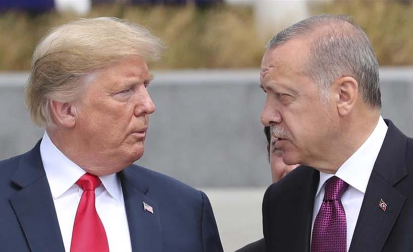 Trump vs Erdogan