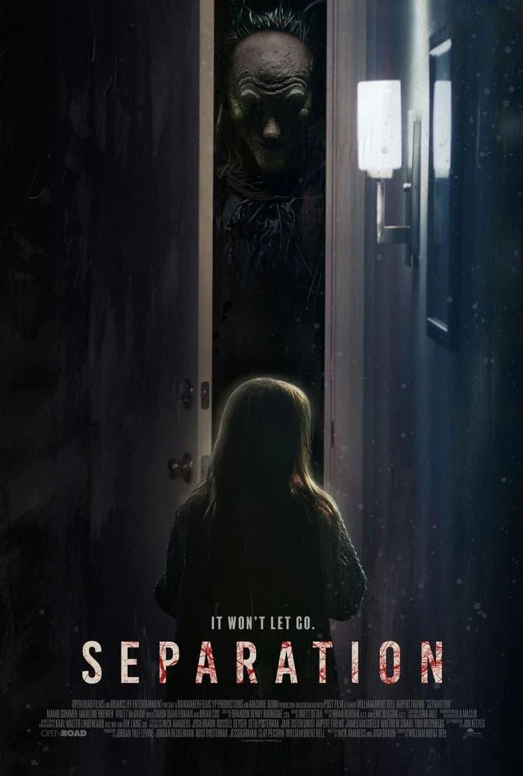 Вышел трейлер Separation - нового фильма ужасов режиссёра «Куклы» - Постер
