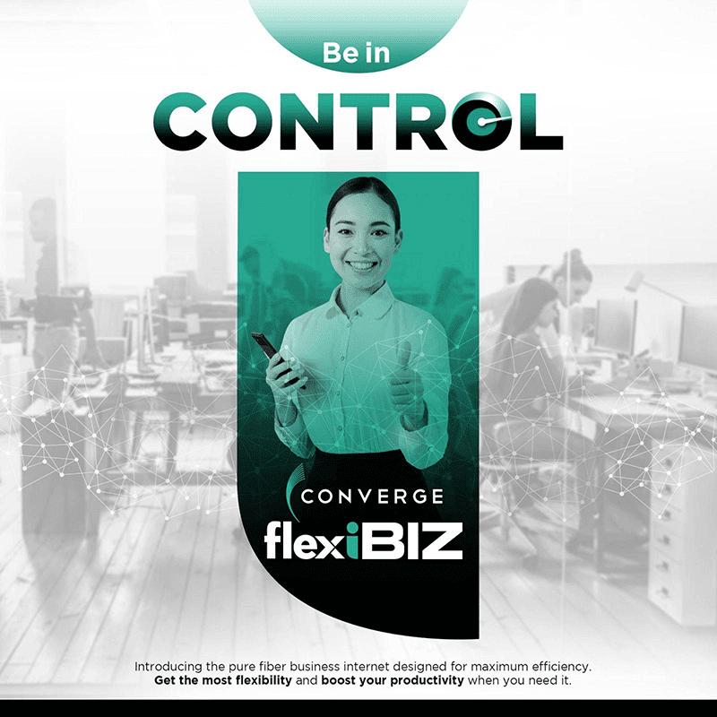 Converge launch FlexiBIZ value plans for SMEs