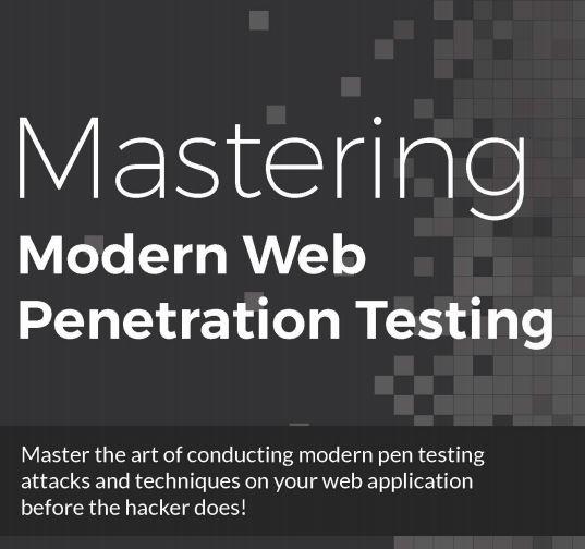 Modern Web Penetration Testing