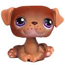Littlest Pet Shop Pet Pairs Pug (#133) Pet