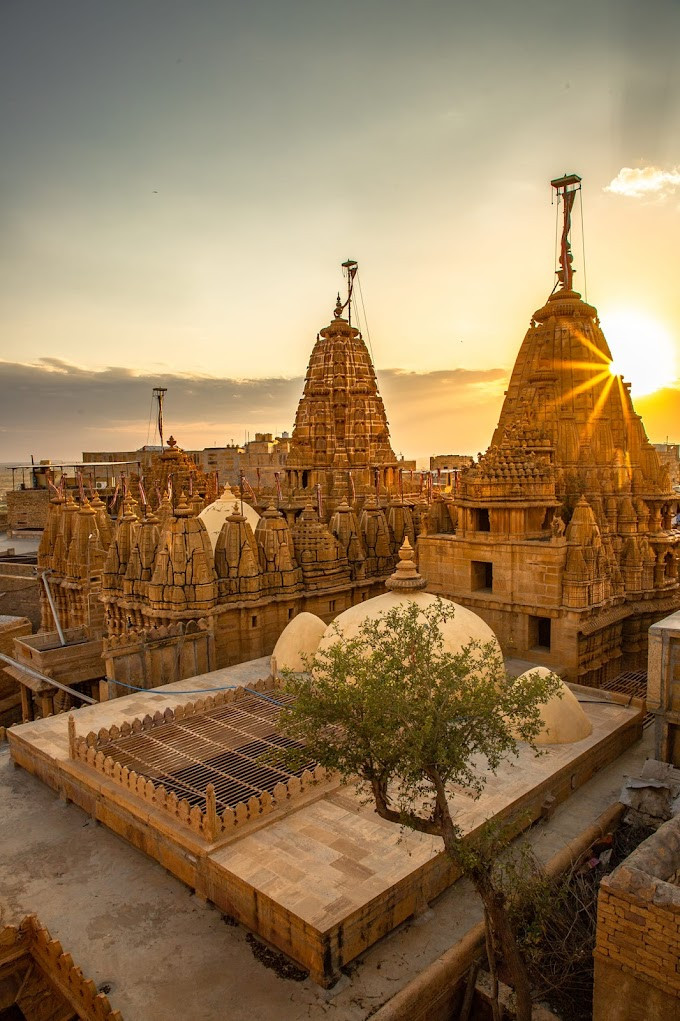 Jain Mandir Jaisalmer fort