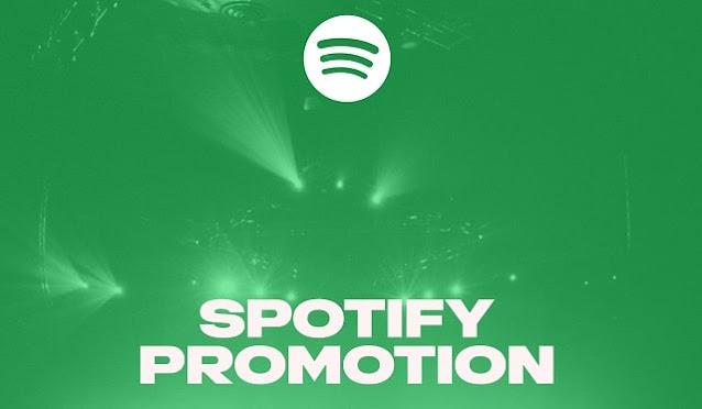 spotify promotion new artist music marketing