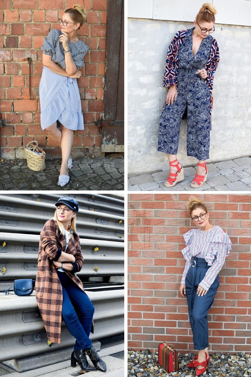 was tragen Frauen ab 40? Outfit Inspiration