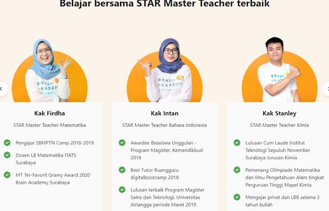 Guru di Brain Academy