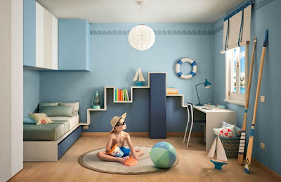 Easy Idea For Furnishing a Child's Bedroom2