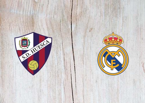 Huesca vs Real Madrid -Highlights 06 February 2021