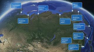 Transarktische Internet-Leitung
