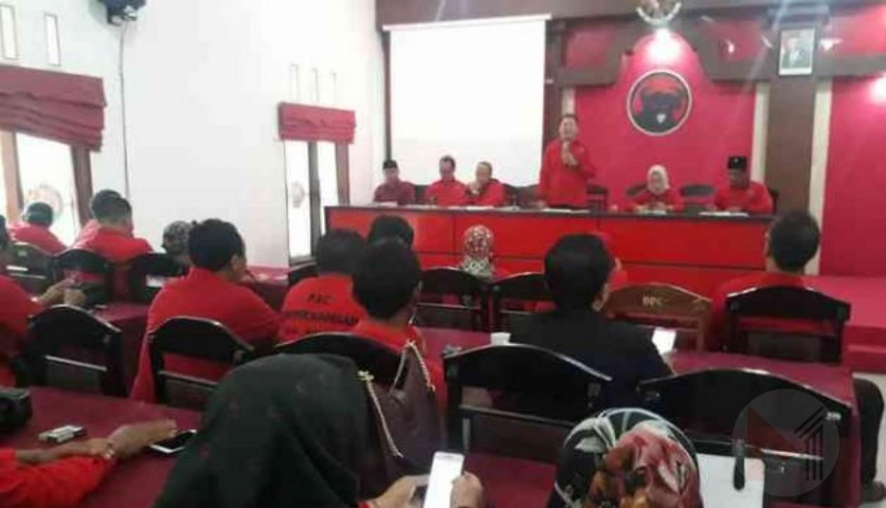 DPC PDIP Kabupaten Malang Lakukan Konsolidasi Jelang Pilkada 2020