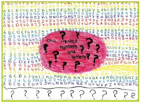 Curiosity Challenge Who Created Numbers and Letters – Cambridge