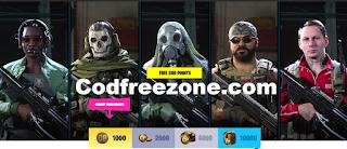 Codfreezone.com    Codfreezone com Get CP COD Mobile From Cod free zone. com