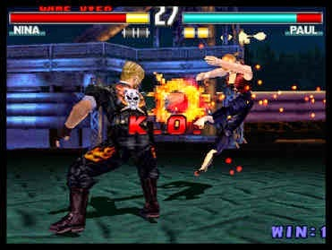 Tekken 3 Game Save