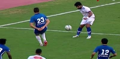 اهداف مباراة سموحة واسوان (5-0) الدوري المصري