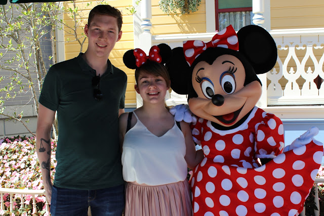 Meet and Greet with minnie mouse