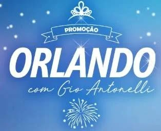 Promoção Rommanel Joias Viagem Orlando Com Gio Antonelli