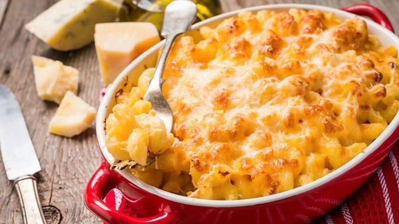 Resep Makaroni Keju Mozzarella