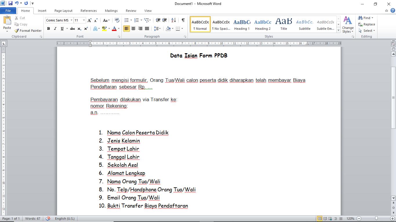 Tutorial Membuat Formulir Ppdb Online Menggunakan Google Forms Cecepgaos Com