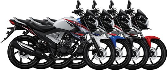 Gambar Harga Honda MegaPro FI