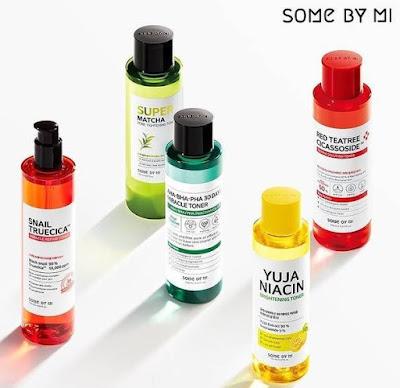 Memperhatikan Produk Skincare yang Digunakan
