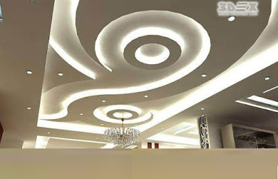 Top 3d Ceiling Designs And Murals On False Ceiling