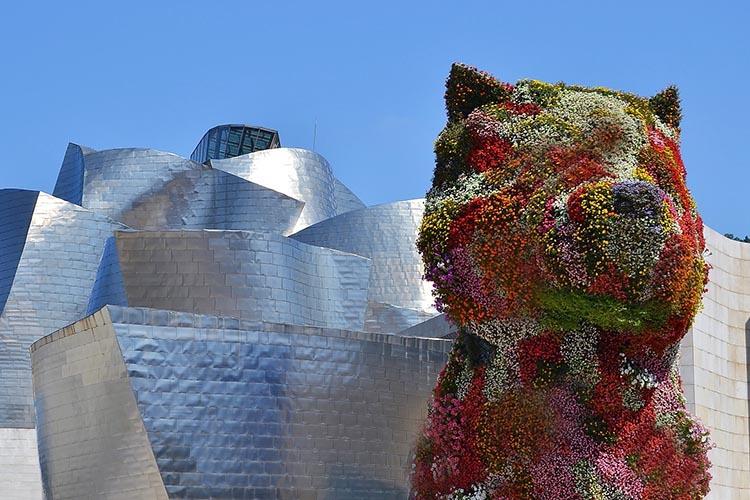 I Paesi Baschi ed il Guggenheim Museum di Bilbao