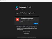 Cara Mengatasi Tidak Bisa Login Spark AR