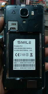 Smile Z12 Flash File Firmware All Version Download Without Password