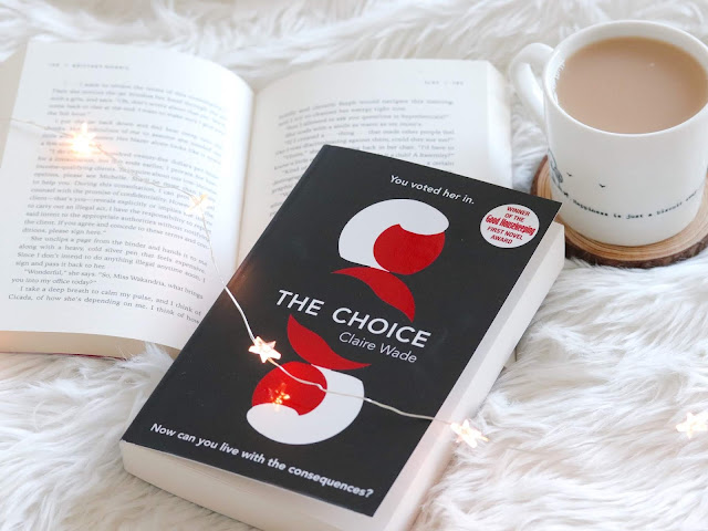 The Choice by Claire Wade Blog Tour