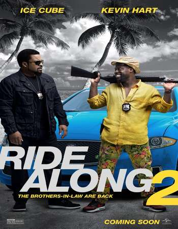 Ride Along 2 2016 Hindi Dual Audio BRRip Full Movie Download