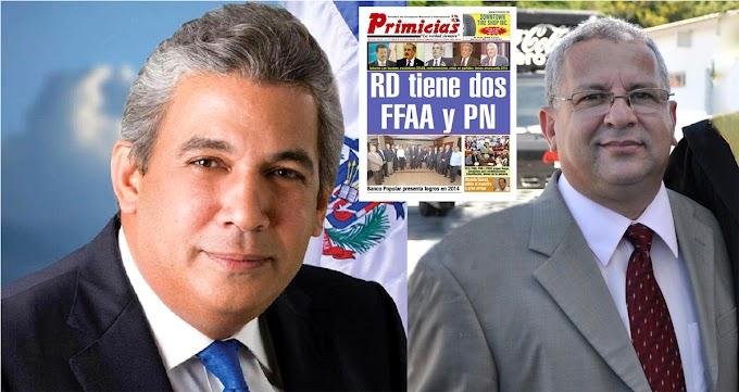 Cónsul Castillo dice Primicias mantiene línea objetiva y horizontal; felicita 23 años de fundación